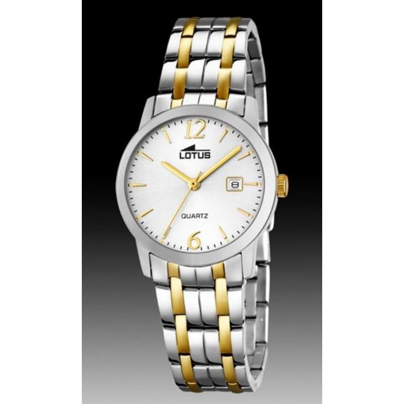 Reloj Lotus Mujer Clasico 18180-1