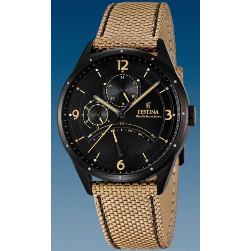 Reloj Festina Hombre Multifunción f16849-1