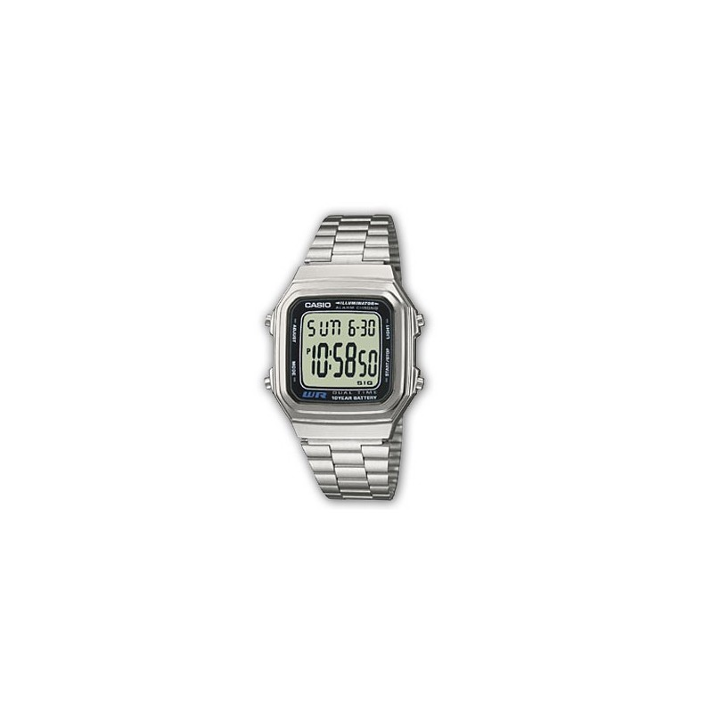 Reloj Casio Retro Collection-a178w-www.monterojoyeros.com