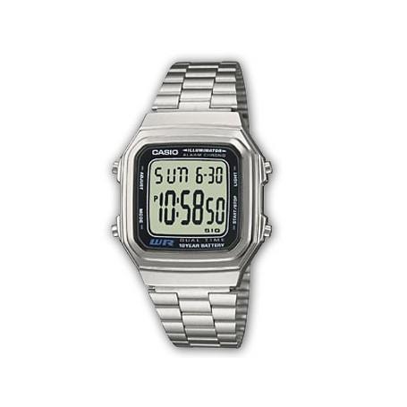 Reloj Casio Retro Collection-a178w-www.monterojoyeros.com