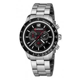 Reloj Wenger Hombre Cronógrafo 01.0853.107