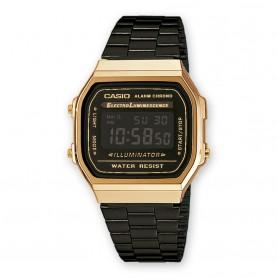 Reloj Casio Retro Vintage A168WEGB-1BEF