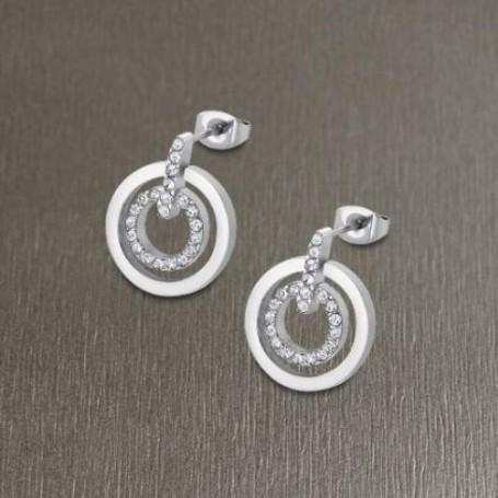 Earrings Lotus Style