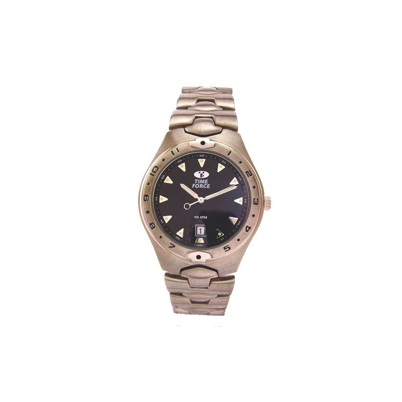 Time Force Caballero Acero-tf1108m01m-www.monterojoyeros.com