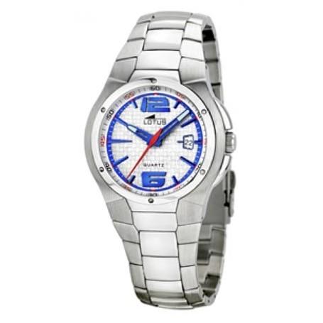 Reloj Lotus Acero-15381-7-www.monterojoyeros.com