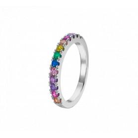 Ring Lotus Silver