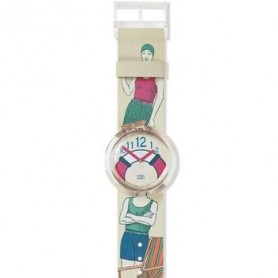Swatch Pop The Life Saver