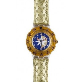 Swatch Scuba Golden Island