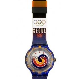 Swatch Scuba Seoul 1988