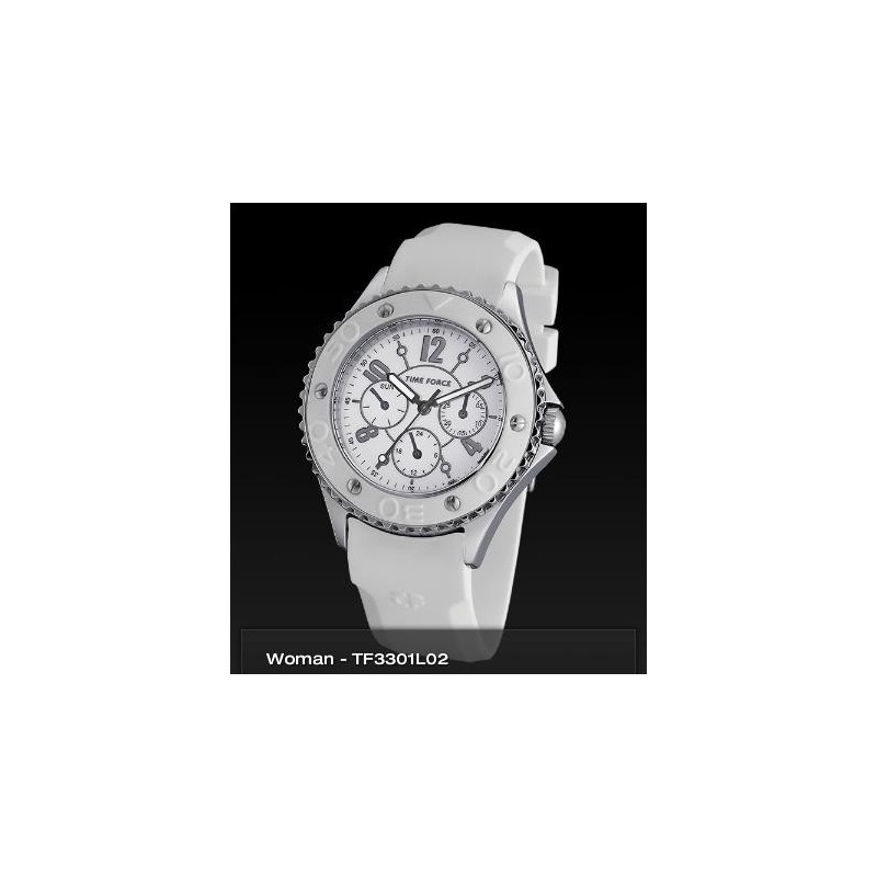 Reloj Time Force Lady-tf3301l02-www.monterojoyeros.com