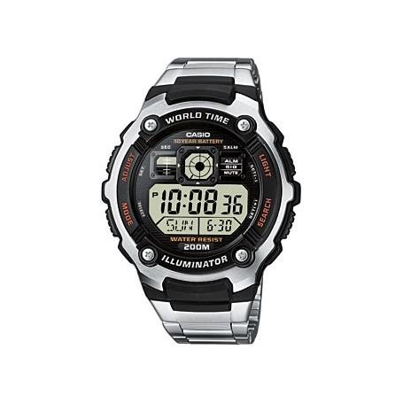 Casio Digital Hora Mundial-ae-2000wd1avef-www.monterojoyeros.com