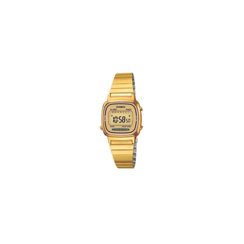 Reloj Casio Retro Collection-la670wega-9ef-www.monterojoyeros.com