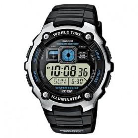 Reloj Casio Digital Hora Mundial