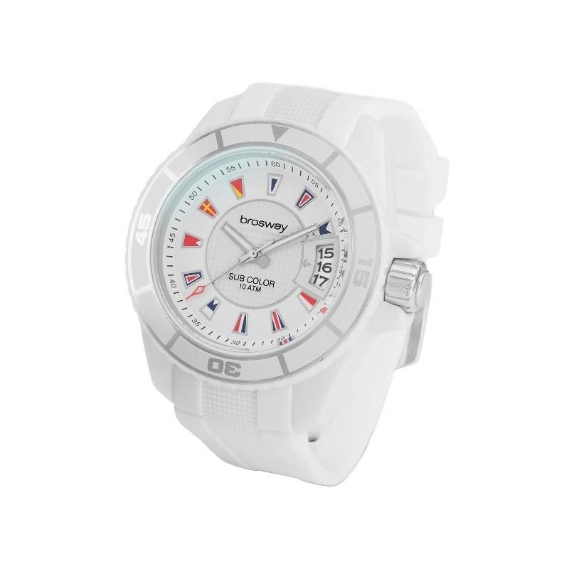 Reloj Brosway Sub Color Banderas-SB15-www.monterojoyeros.com