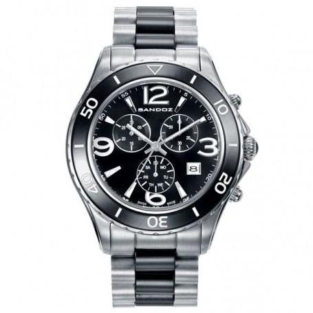 Reloj Sandoz Caballero Le Chic-86005-05-www.monterojoyeros.com
