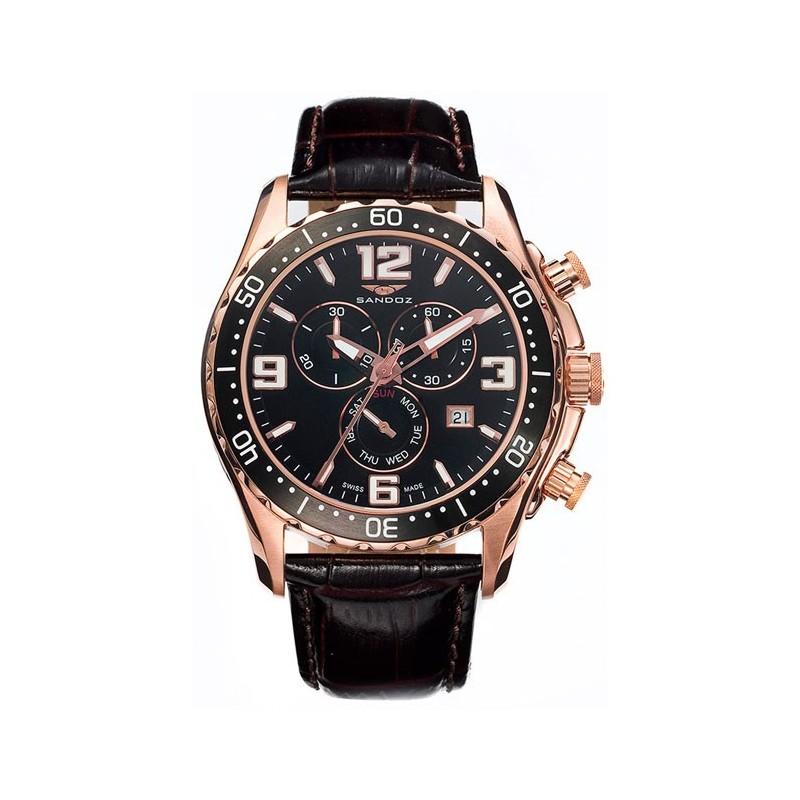 Reloj Sandoz The Race Caballero-81329-95-www.monterojoyeros.com