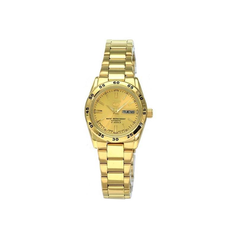 Reloj Seiko Automático Mujer-symg44k1-www.monterojoyeros.com