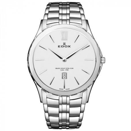 Reloj Edox Gran Ocean UltraSlim-270353bin-www.monterojoyeros.com