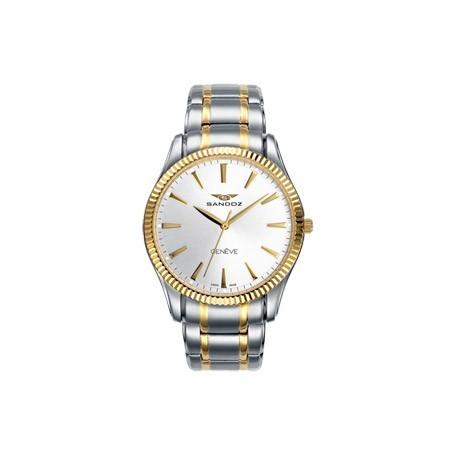 Reloj Sandoz Caballero-81357-90-www.monterojoyeros.com