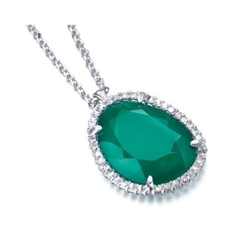 Colgante Le Carré Jewels