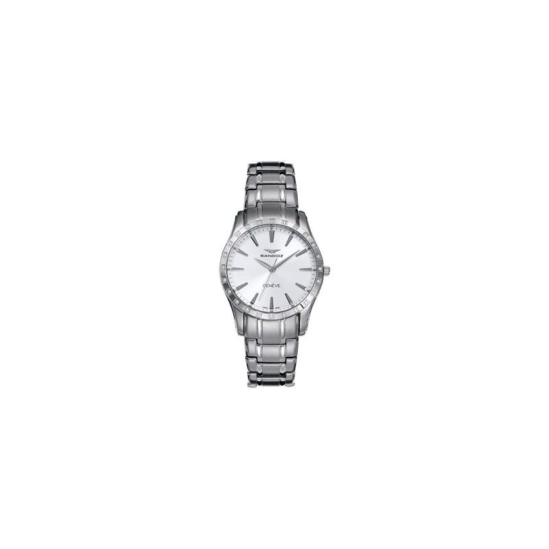 Reloj Sandoz Mujer Slim Diamantes
